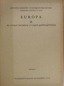 Benedek Endréné - Európa II. [antikvár]