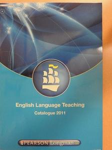 Allen Ascher - English Language Teaching Catalogue 2011/Penguin Readers Catalogue 2011 [antikvár]