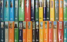 """Balász Dénes - """"30 kötet a Panoráma útikönyvek sorozatból (nem teljes sorozat)"""" [antikvár]"""