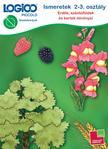 LOGICO Piccolo 3462 Ismeretek 2-3. osztály: Erdők, szántóföldek és kertek növényei