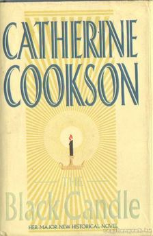 COOKSON, CATHERINE - The Black Candle [antikvár]