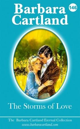 Barbara Cartland - The Storms Of Love [eKönyv: epub, mobi]