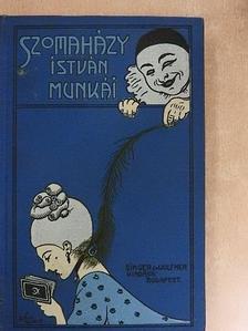 Szomaházy István - A selyemruha [antikvár]