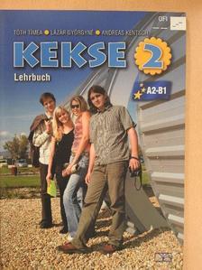Andreas Kentsch - Kekse 2 - Lehrbuch - A2-B1 [antikvár]