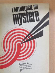 Georges Simenon - L'anthologie du Mystére [antikvár]