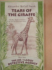 Alexander McCall Smith - Tears of the Giraffe [antikvár]