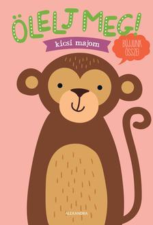 Tanja Louwers - Ölelj meg! - kicsi majom
