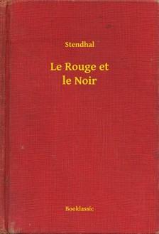 Stendhal - Le Rouge et le Noir [eKönyv: epub, mobi]