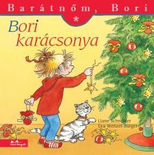 Liane Schneider - Annette Steinhauer - Bori karácsonya - Barátnőm, Bori