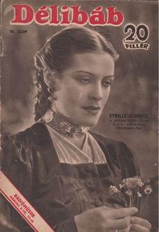 Bibó Lajos - Délibáb 1942. XVI. évf. 10. szám [antikvár]