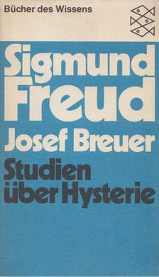 Sigmund Freud - Studien über Hysterie [antikvár]