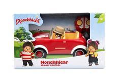 Monchhichi távirányítós autója
