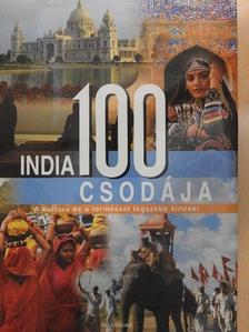 India 100 csodája [antikvár]