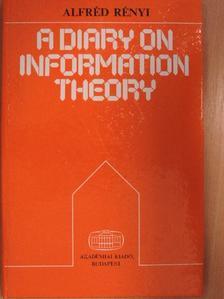 Rényi Alfréd - A Diary on Information Theory [antikvár]