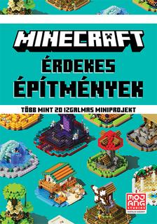Minecraft - Minecraft: Érdekes építmények - Több mint 20 izgalmas miniprojekt