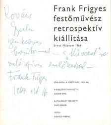Ambrus Tibor - Frank Frigyes festőművész kiállítása [antikvár]