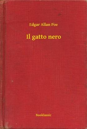 Edgar Allan Poe - Il gatto nero [eKönyv: epub, mobi]