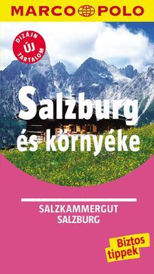 Salzburg és környéke - Marco Polo - ÚJ TARTALOMMAL!