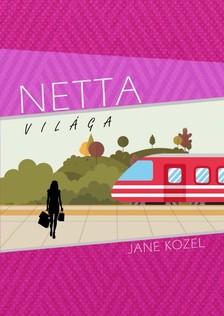 Kozel Jane - Netta Világa [eKönyv: epub, mobi]