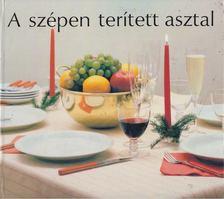 VADAS JÓZSEF - A szépen terített asztal [antikvár]