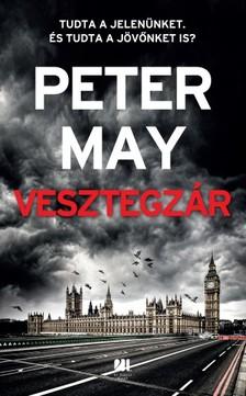 Peter May - Vesztegzár [eKönyv: epub, mobi]