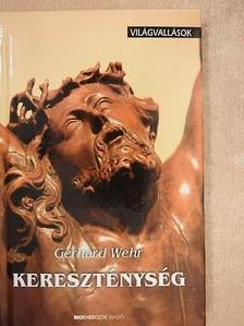 Gerhard Wehr - Kereszténység [antikvár]