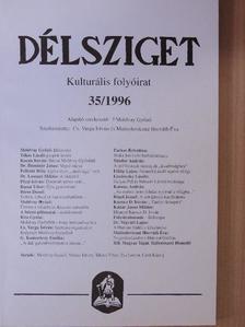 Bacsa Tibor - Délsziget 35. [antikvár]
