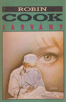 Robin Cook - Járvány [antikvár]