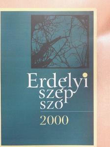 Ferenczes István - Erdélyi szép szó 2000 [antikvár]