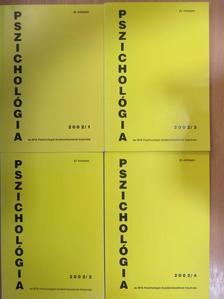 Dúll Andrea - Pszichológia 2002/1-4. [antikvár]
