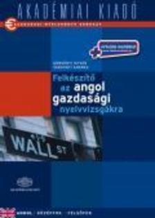 Várkonyi Andrea - Felkészítő az angol gazdasági nyelvvizsgákra + net