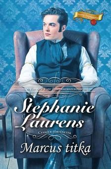 Stephanie Laurens - Marcus titka (Cynster-történetek 3.) [eKönyv: epub, mobi]