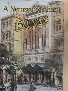Hofer Miklós - A Nemzeti Színház 150 éve [antikvár]