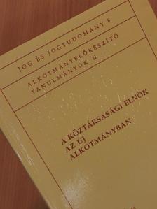Ács Nándor - A köztársasági elnök az új alkotmányban [antikvár]