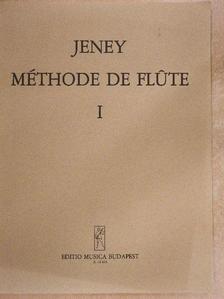 Bartók Béla - Méthode de Flúte I. [antikvár]