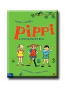 Astrid Lindgren - Pippi a komlókertben