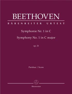 BEETHOVEN - SYMPHONIE NR.1 IN C OP.21 PARTITUR