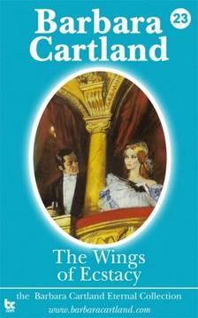 Barbara Cartland - The Wings of Ecstacy [eKönyv: epub, mobi]