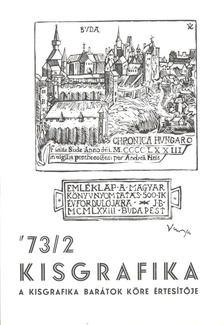 Galambos Ferenc - Kisgrafika 73/2 [antikvár]
