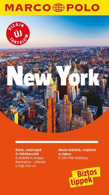 NEW YORK - Marco Polo - ÚJ TARTALOMMAL!