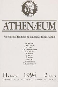 Bacsó Béla - Athenaeum 1994 II/2 [antikvár]