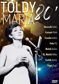 Többen - Toldi Mária 80' - DVD