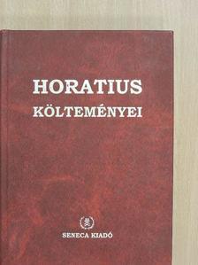 Horatius - Horatius költeményei [antikvár]