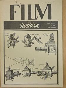 Deák Ferenc - Filmkultúra 1987. november [antikvár]