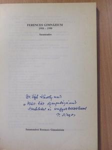 Assziszi Szent Ferenc - Szentendrei Ferences Gimnázium 1950-1990 (dedikált példány) [antikvár]