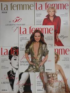 Berényi Mariann - La femme 2011. Tavasz-Tél/Különszám 2011 [antikvár]