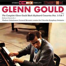 Bach - THE COMPLETE GLENN GOULD KEYBOARD CONCERTOS NOS. 1-5 & 7 3LP