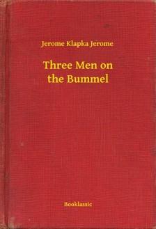 Jerome Jerome Klapka - Three Men on the Bummel [eKönyv: epub, mobi]