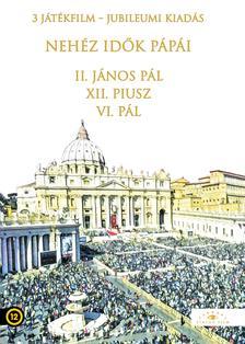 Nehéz idők pápái díszdoboz