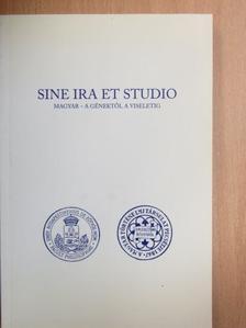 Domokos Zsuzsa - Sine ira et studio [antikvár]